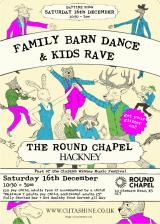 Kids Rave and Family Barn Dance - Junior Jungle and Cut A Shine