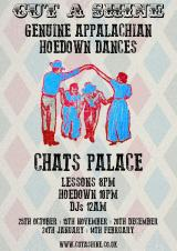 Genuine Appalachian Square Dance and Hoedown with Cut A Shine