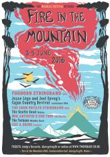 Fire in the Mountain 2016