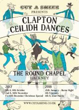 Clapton Ceilidh Dances - 2nd November 2017