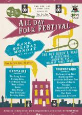 Two For Joy Launch Party + Global Local Showcase @ All Day Folk Festival