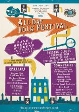 May Folk Festival - Passing Clouds